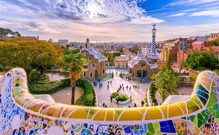 ticket park guell